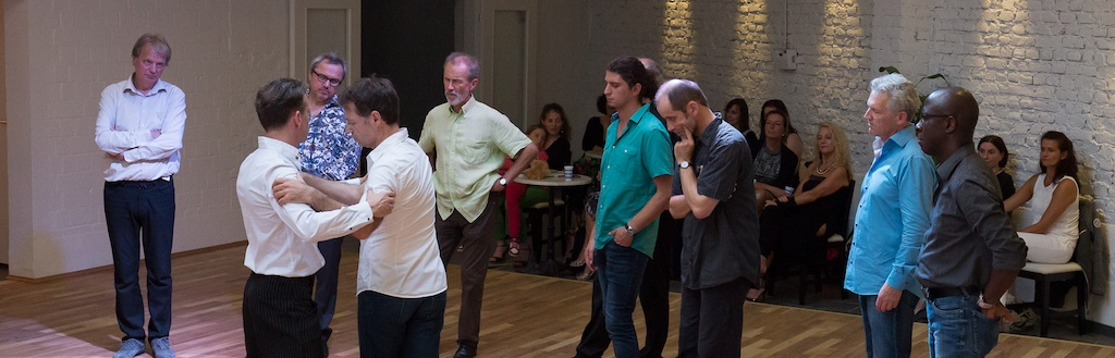 Kursszene Tango VidaMia