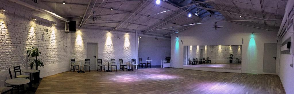 VidaMia Tanzsaal